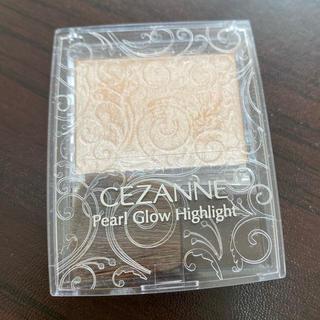 セザンヌケショウヒン(CEZANNE(セザンヌ化粧品))のあいこ様専用 パールグロウハイライト 01(その他)