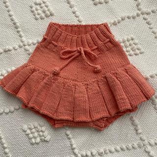 キャラメルベビー&チャイルド(Caramel baby&child )のmisha&puff スカート 12-18m(スカート)