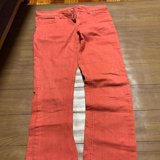 ハリウッドランチマーケット(HOLLYWOOD RANCH MARKET)のハリラン 赤 パンツ(その他)