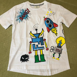 フェンディ(FENDI)のFENDI Tシャツ(Tシャツ/カットソー)