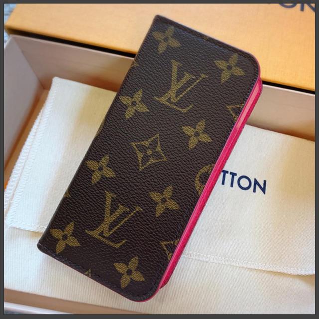 LOUIS VUITTON - [3/17迄]スマホケース✰︎ 手帳型 iPhone7/8の通販