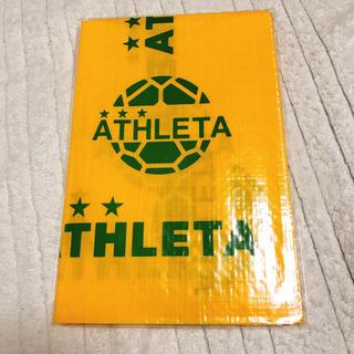 アスレタ(ATHLETA)の非売品 アスレタ レジャーシート(記念品/関連グッズ)