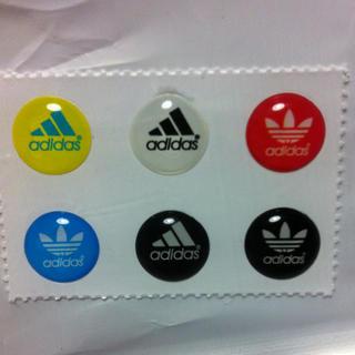 アディダス(adidas)のiPhoneボタンシール(その他)