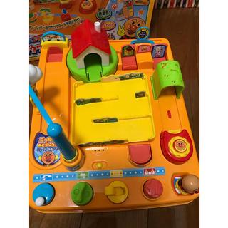 アガツマ(Agatsuma)のアンパンマン ワクワクアドベンチャーゲーム(知育玩具)