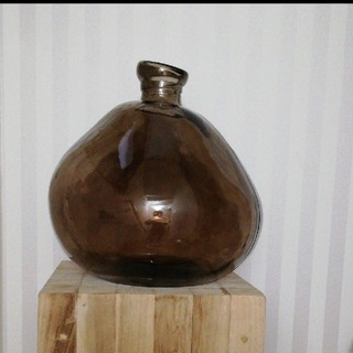 ザラホーム(ZARA HOME)のザラホーム ZARAHOME 花瓶 ベース フランフラン アクタス ウニコ(花瓶)