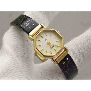 オリエント(ORIENT)のORIENT Brain 鼈甲 螺鈿蒔絵 腕時計 ブレスレット (腕時計)
