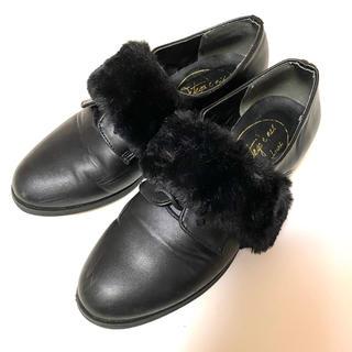 ダブルクローゼット(w closet)のwcloset 2way ローファー(ローファー/革靴)