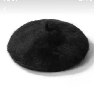 GRL - ファーベレー帽 【新品未使用】
