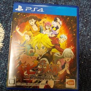 プレイステーション4(PlayStation4)の★さじ様専用★七つの大罪 ブリタニアの旅人 PS4(家庭用ゲームソフト)