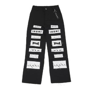ワイスリー(Y-3)のせな様専用 ikumi LOGO LONG PANTS(カジュアルパンツ)