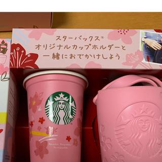 スターバックスコーヒー(Starbucks Coffee)のスターバックス® スプリング チアー ギフト(タンブラー)