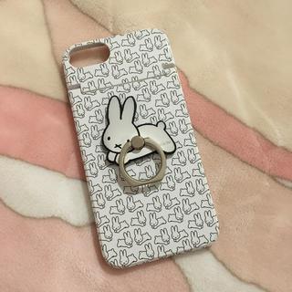 メリージェニー(merry jenny)のmerry jenny♡ミッフィーiPhoneケース(iPhoneケース)