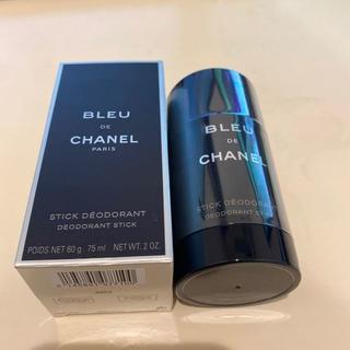 シャネル(CHANEL)のシャネル BLEU スティック デオドラント 75ml(制汗/デオドラント剤)
