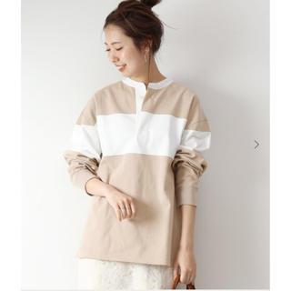 スピックアンドスパン(Spick and Span)のspick  ラガーシャツ(Tシャツ/カットソー(七分/長袖))
