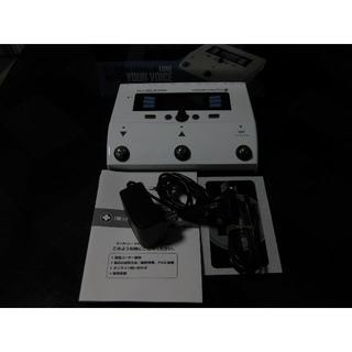 TC-Helicon「VoiceLive Play GTX」(エフェクター)