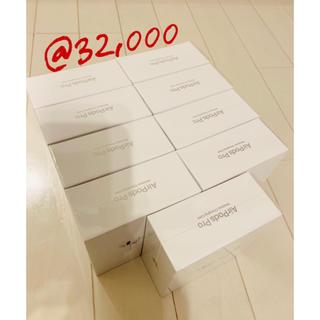 アップル(Apple)のApple  AirPods Pro 9個 MWP22J/A エアポッズ プロ(ヘッドフォン/イヤフォン)