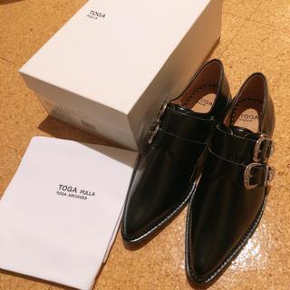 トーガ(TOGA)のTOGA 限定値下げ(ローファー/革靴)