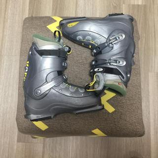 スキー ブーツ 男性用 26.5~27.5(ブーツ)