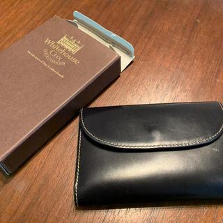 ホワイトハウスコックス(WHITEHOUSE COX)のホワイトハウスコックス WhitehouseCox 三つ折り財布(折り財布)