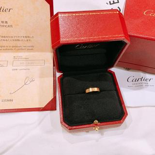 カルティエ(Cartier)のCartier♥︎ラブリング(リング(指輪))