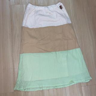 コロンビア(Columbia)のコロンビア 膝丈スカート スカート*処分予定(ひざ丈スカート)