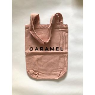 Caramel baby&child  - caramel baby&child ノベルティ トートバッグ