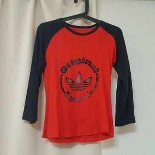 アディダス(adidas)の送込★adidas七分袖Tシャツ(Tシャツ(長袖/七分))