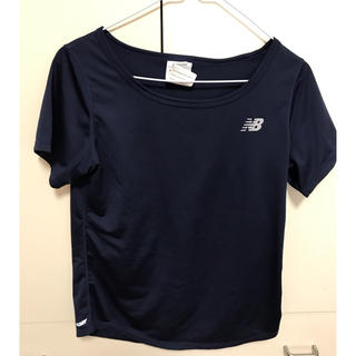 ニューバランス(New Balance)のニューバランス レディースTシャツ(Tシャツ(半袖/袖なし))
