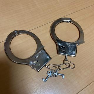 手錠 鍵付き(小道具)