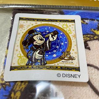 ディズニー(Disney)のディズニーシー限定販売 即完売 ハンドタオル 新品未使用(キャラクターグッズ)