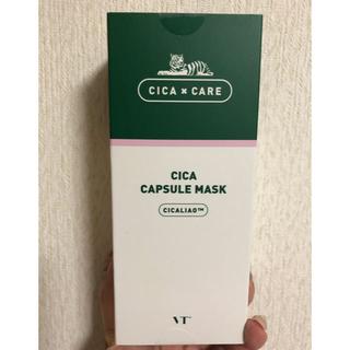 VT cosmetics CICA×CARE(パック/フェイスマスク)