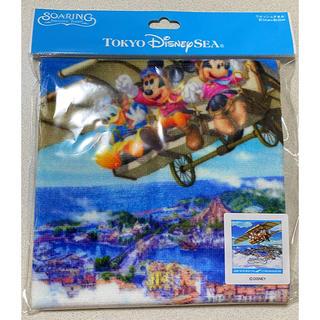 ディズニー(Disney)のディズニーシー限定販売 New ソアリン 限定グッズ ウォッシュタオル(キャラクターグッズ)