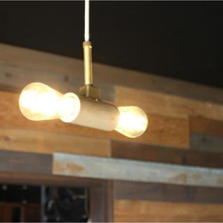 イデー(IDEE)の40%オフ!BRID GENERAL DOUBLE SOCKET E26 ランプ(天井照明)