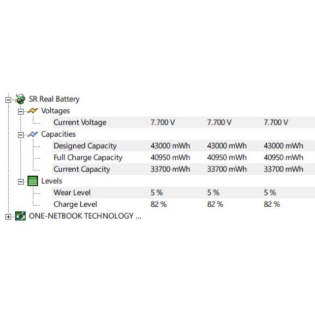 OneMix 3 Pro 8.4インチ UMPC Core i5-10210Y スマホ/家電/カメラのPC/タブレット(ノートPC)の商品写真