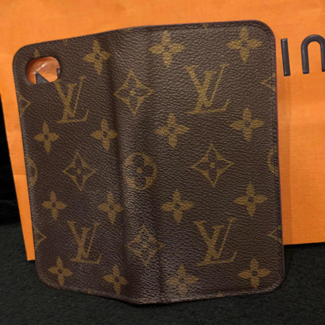 LOUIS VUITTON - ルイヴィトンLOUIS VUITTON フォリオiPhone7.iPhone8の通販