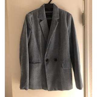 Bershka - ブルー ジャケット