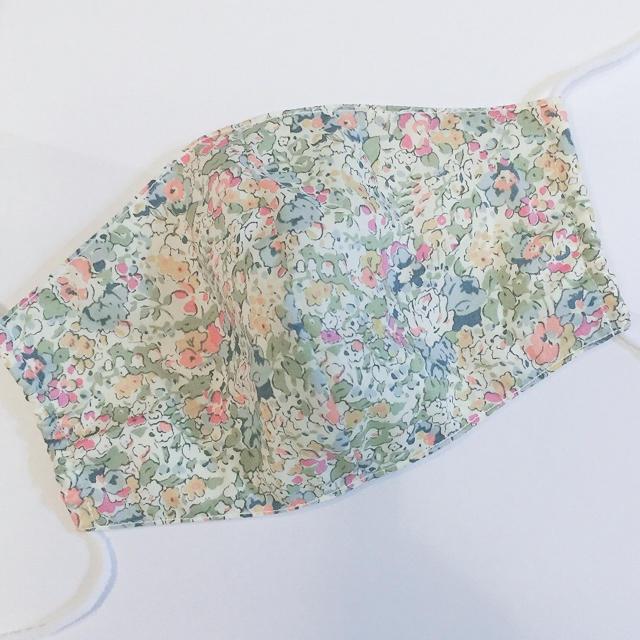 18リバティ♡ナノミックス 布マスクの通販
