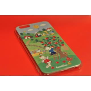 ファミリア(familiar)の♪中古♪ familiar iPhone6/6s ケース(iPhoneケース)