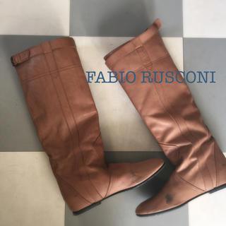 ファビオルスコーニ(FABIO RUSCONI)のFABIO RUSCONIロングブーツ(ブーツ)