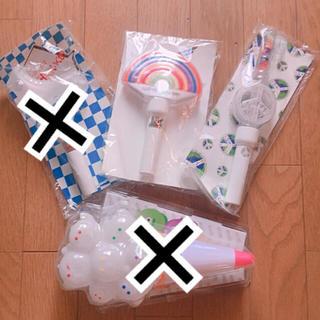 キスマイフットツー(Kis-My-Ft2)の【袋あり美品】Kis−My−Ft2 ツアーグッズ ペンライト(アイドルグッズ)