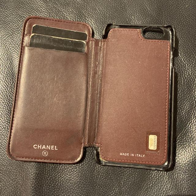 CHANEL - iPhone6s.6対応 chanelケースの通販