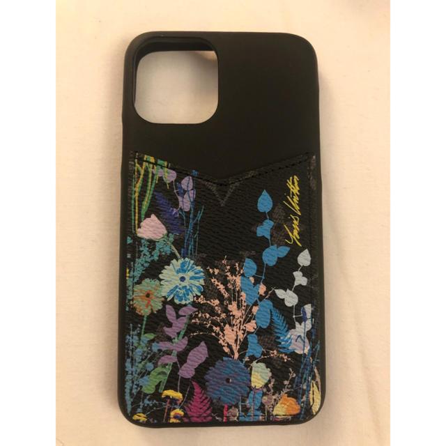 LOUIS VUITTON - IPHONE・バンパー 11 PRO   vuitton ヴィトン iPhoneの通販