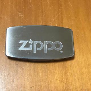 ジッポー(ZIPPO)のzippo マネークリップ(マネークリップ)