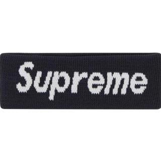 シュプリーム(Supreme)の19ss Supreme®/Nike®/NBA Headband Black (ヘアバンド)