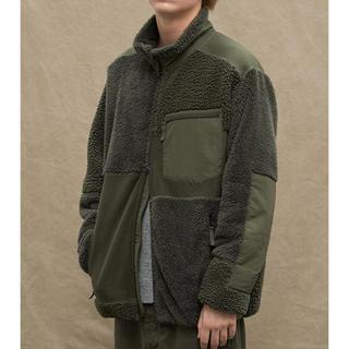 Engineered Garments - UNIQLO×engineerd garments コンビフリース