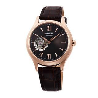 オリエント(ORIENT)のオリエント RN-AG0727Y 機械式時計 セミスケルトン  (腕時計)