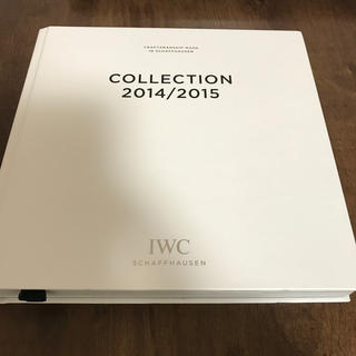 インターナショナルウォッチカンパニー(IWC)のIWC カタログ 2014/2015(その他)