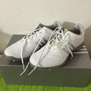 アディダス(adidas)のadidasゴルフシューズ 24.0【せとなつ様専用】(その他)