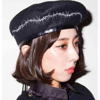 パメオポーズ(PAMEO POSE)のPAMEO POSE ベレー帽(ハンチング/ベレー帽)