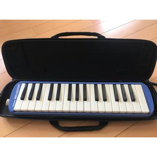 スズキ - 鍵盤ハーモニカ(SUZUKI)ブルー